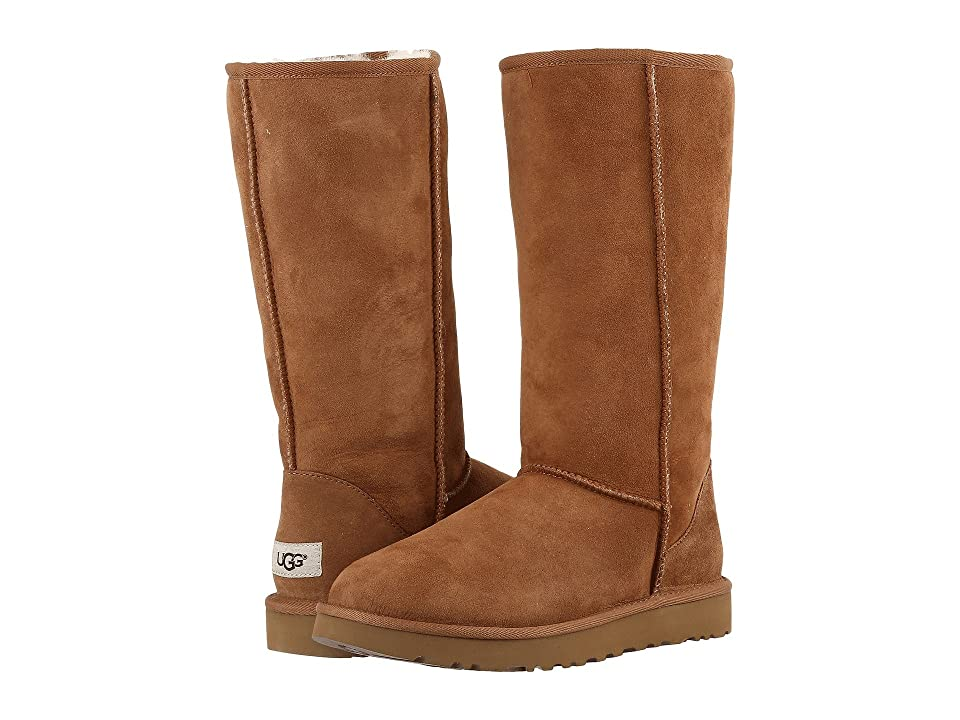 UGG Classic Tall II (Chestnut) Women's Boots