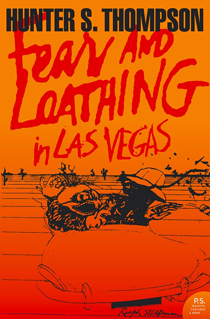 電気的モール厳Fear and Loathing in Las Vegas (Harper Perennial Modern Classics) (English Edition)