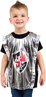 Knight Dressup Costume Vest with Soft Crown