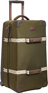 burton double deck wheelie bag