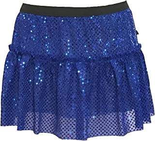 Woman's Sparkle Running Skirts City Skirts | Running Tutu | Running Costume | Dance Sparkle Skirt