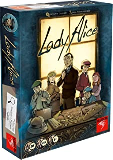 Best lady alice board game Reviews