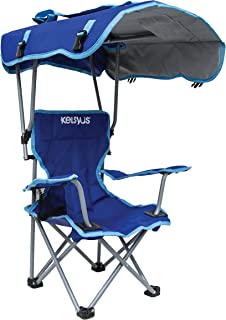 Kelsyus Kids Outdoor Canopy Chair – Foldable Children's Chair for Camping,..