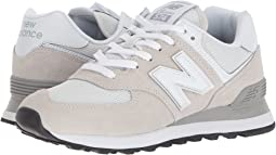 new balance wl574 metallic