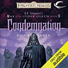 Condemnation: Forgotten Realms: War of the Spider Queen, Book 3
