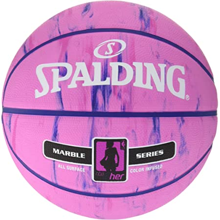 SPALDING(スポルディング) バスケットボール ボール デザイン 6号 ラバー