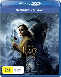 Beauty and the Beast 2017 - Bluray