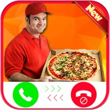 Instant Real live Fake Call From 🍕 Pizza 🍕 Delivery Man 👨 - Free Fake Phone Call ID PRO 2019 - PRANK FOR KIDS