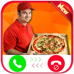- 100% Free App !!! - Simple, easy to use. - Compatible most Android devices. - Highly Entertaining. - High Quality Sound Call From 🍕Pizza Delivery Man - The Big Fake Call Chungus 2019