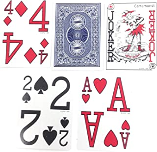 Large Print Playing Cards, 1 Deck