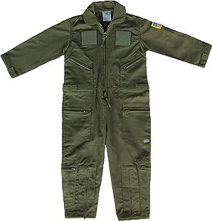 Trooper Clothing Flight Suit Medium (8) (OD Green)
