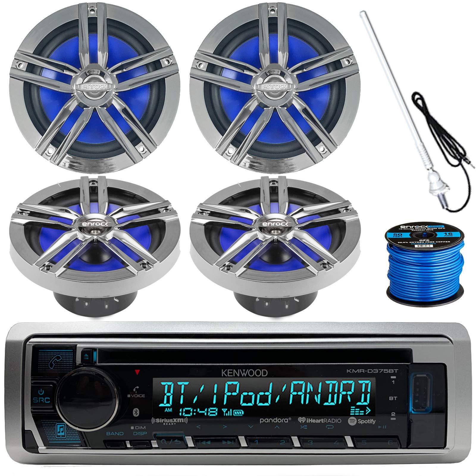 Kenwood Bluetooth Receiver Enrock Waterproof
