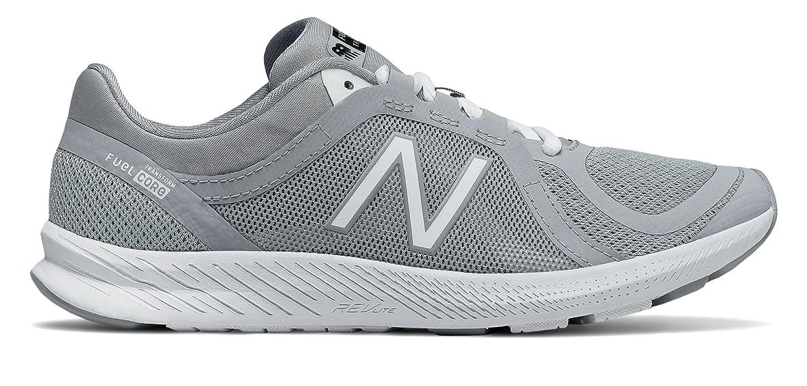 見せます極端な透けて見える(ニューバランス) New Balance 靴?シューズ レディーストレーニング FuelCore Transform v2 Mesh Trainer Silver Mink with White シルバー ミンク ホワイト US 6.5 (23.5cm)