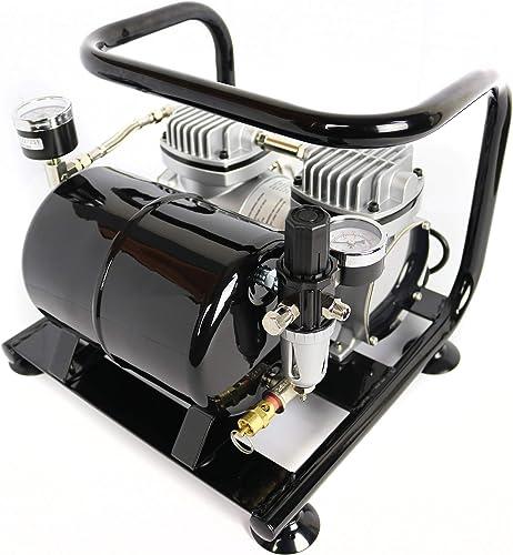 ventas en linea Sparmax AC-500 Compresor Aerógrafo con tanque de de de aire  diseñador en linea