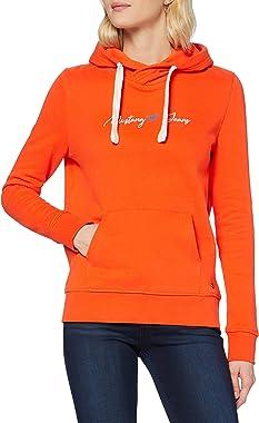 Mustang Bella H Front Aw Sweatshirt à Capuche Femme