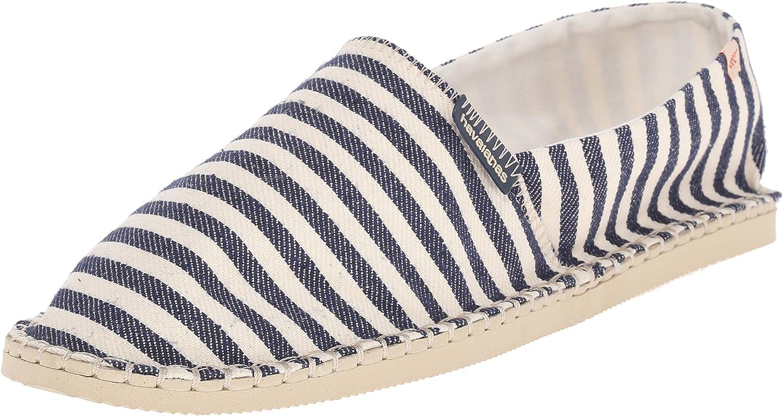 Havaianas Men's Origine Navy Espadrille Sandal