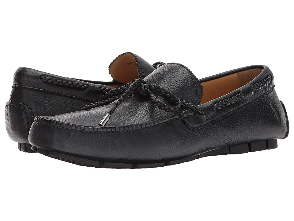 Michael Bastian Gray Label Roberson Driver (Nero) Men's Slip on  Shoes