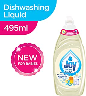 Joy Dishwashing Liquid, 495 Milliliters