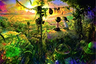Agirlgle Wood Jigsaw Puzzles 1000 Pieces for Adults, Jigsaw Puzzles -Watch Sunset- 1000 Pieces Jigsaw Puzzles,Every Piece ...