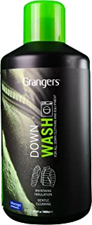 Grangers Down Wash / Ultimate High Performance Cleaner for Down Outerwear & Sleeping Bags / 1ltr