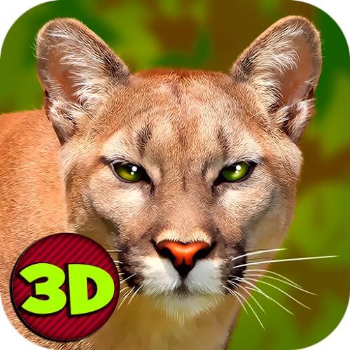 Puma Wildlife Survival Simulator 3D