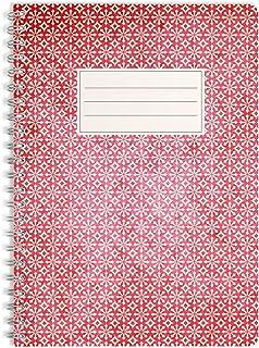 WIREBOOKS Notizbuch | Notizblock | Notizheft | Spiralblock 5001 DIN A5 120 Seiten 100g Papier blanko