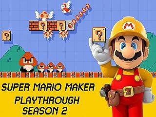 Super Mario Maker Playthrough