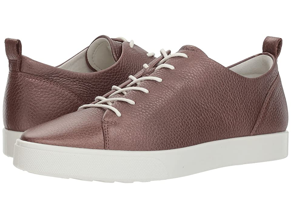 ECCO Gillian Tie (Deep Taupe/Bronze Java Nubuck) Women