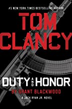 Tom Clancy Duty and Honor (Jack Ryan Universe Book 21)