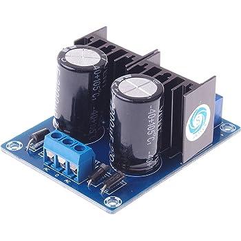 9,12 voltios LM317T PCB Placa De Desarrollo Regulador de alimentación PC 10x 3,4 .5 5,6,7 .5