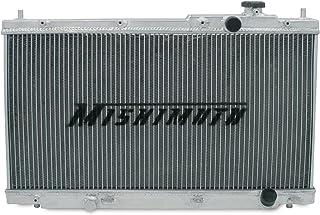 Mishimoto MMRAD-CIV-01 Radiador de aluminio de alto rendimiento compatible con Honda Civic 2001-2005