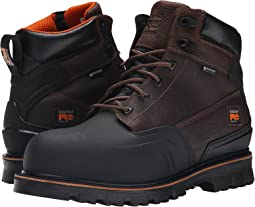"Timberland PRO 6"" Rigmaster XT Steel Safety Toe Waterproof"