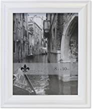Lawrence Frames Lawrence Woods Picture Frame, 8x10, White