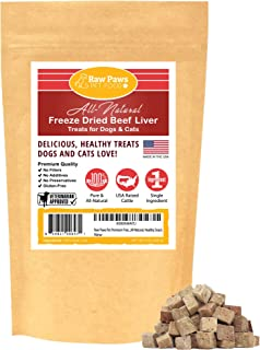 Best freeze dried liver dog treats Reviews