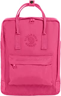 Re-Kanken Recycled and Recyclable Kanken Backpack for Everyday, Pink Rose