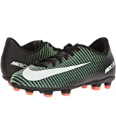 Nike Kids - Jr Mercurial Vortex III FG Soccer (Little Kid/Big Kid)