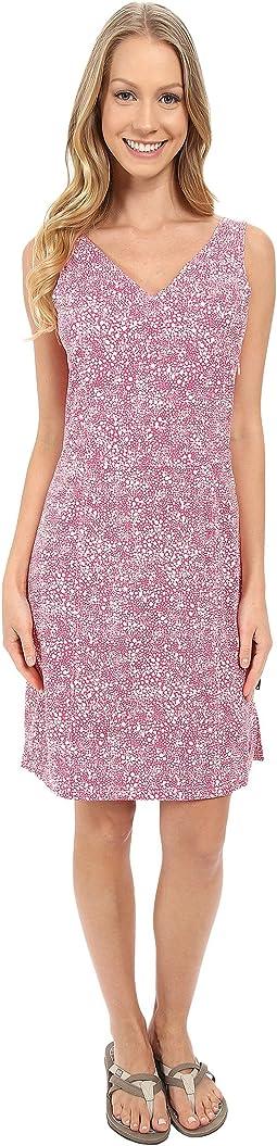 Wahia Print Dress