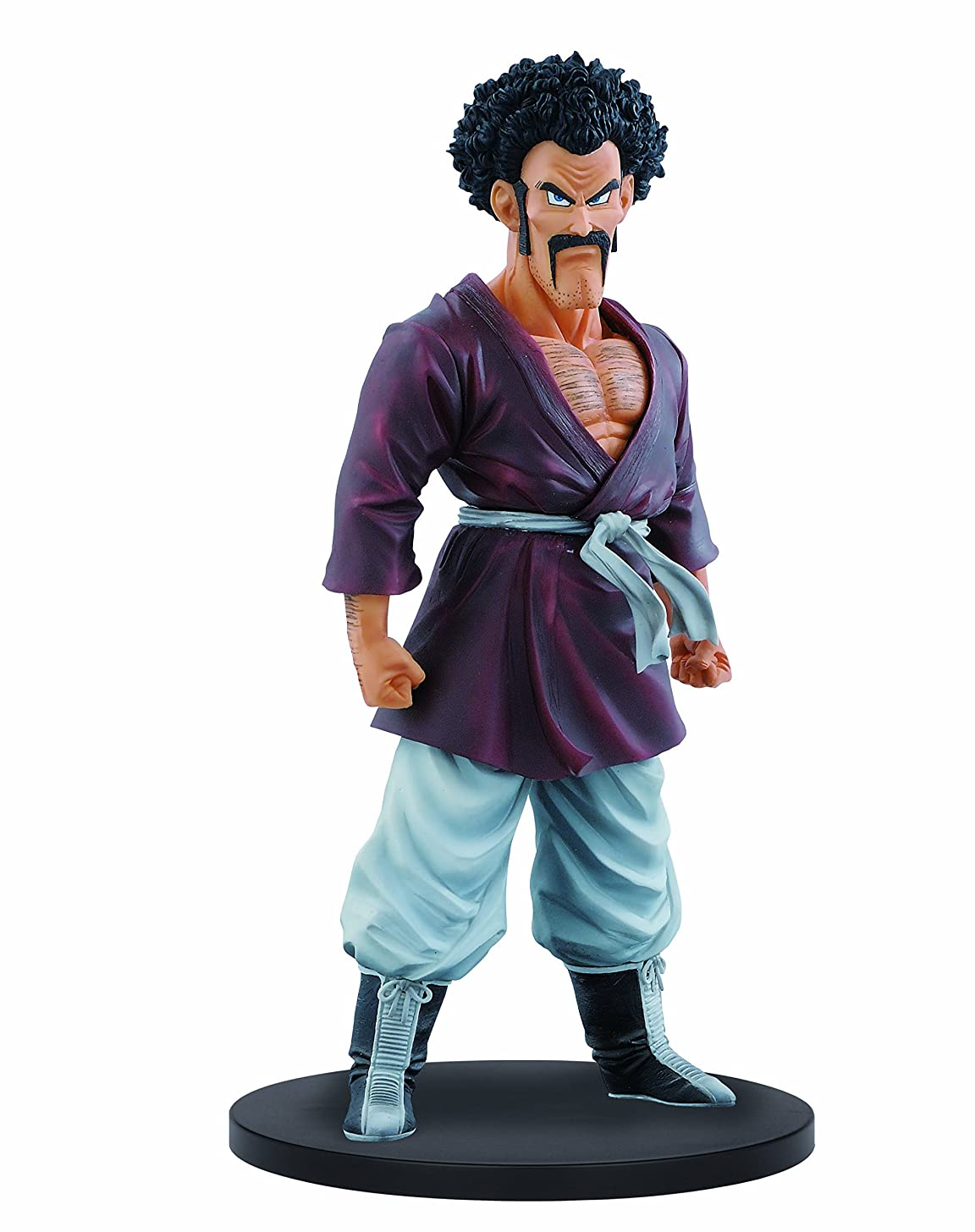 Banpresto Dragon Ball Z Resolution of Soldiers Volume 3 Hercules Figure
