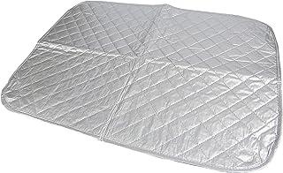 Couverture de Tapis de Repassage magn/étique antid/érapante Pliable Portable pour Plateau de Table et Voyage Coussin de Repassage