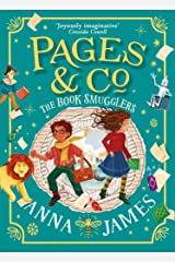 Pages & Co.: The Book Smugglers (Pages & Co., Book 4) Kindle Edition
