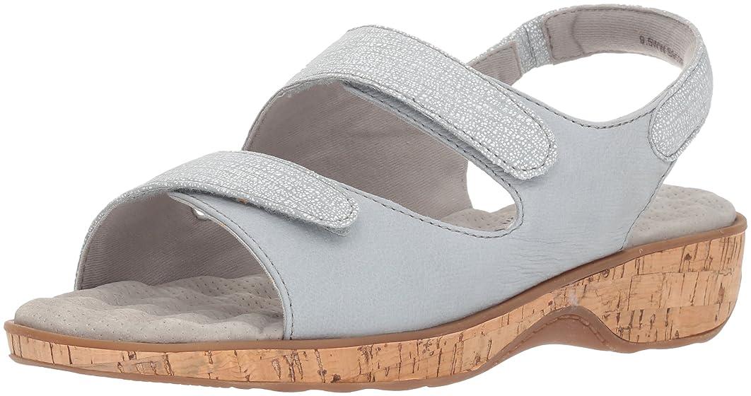 引き渡す踏み台ひねり[Softwalk] Womens Bolivia Open Toe Casual Slingback Sandals [並行輸入品]