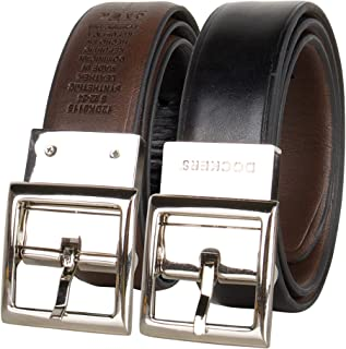 WB19124 Kids Black Grommet Leather Belt Size M//L 8-12 Great for all Occasions