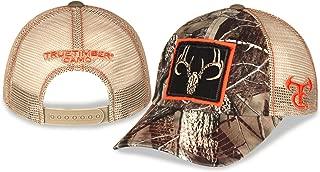 New TrueTimber Camo Whitetail Patch Hat