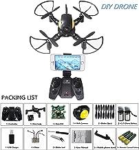 building a micro drone
