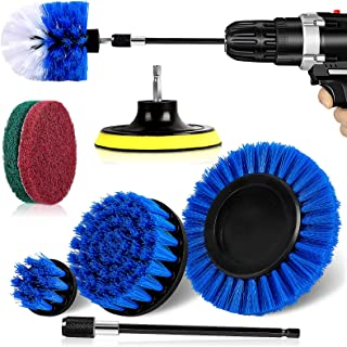 Sponsored Ad – FOLNG Drill Brush Attachment kit 8, Power Scrubber Cleaning Kit 2'' / 3.5'' * 2/4''drill brushes, cleaning ...
