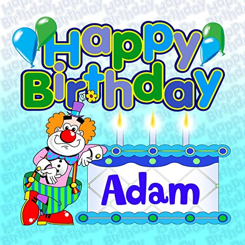 Happy Birthday Adam By The Birthday Bunch On Amazon Music Amazon Com