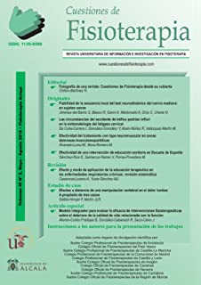 CUESTIONES DE FISIOTERAPIA: VOLUMEN 45 -2
