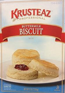 5 Pounds Krusteaz Buttermilk Biscuit Mix (One Unit)