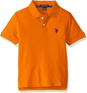 Boys' Short Sleeve Performance Polo Shirt