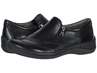 Earth Kara Faraday (Black Soft Calf) Women